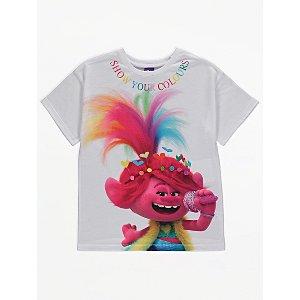 Trolls Princess Poppy Graphic T-Shirt