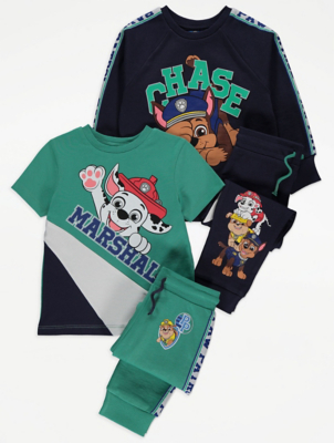 PAW Patrol Top and Joggers Outfit 2 Pack