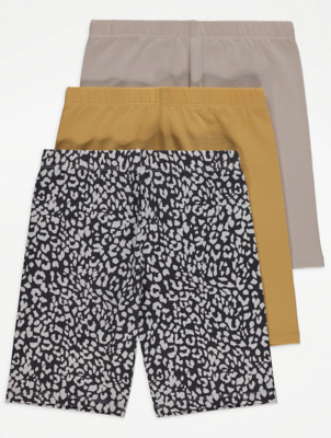Cycling Shorts 3 Pack