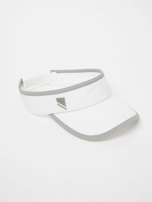 White Sporty Visor
