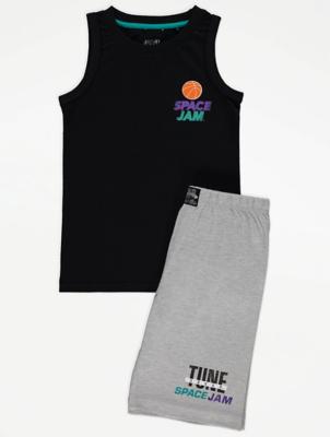 Space Jam: A New Legacy Tune Squad Short Pyjamas