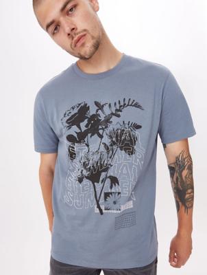 Blue Eternal Summer T-Shirt