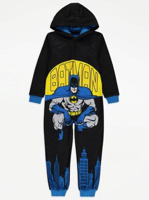 DC Comics Batman Black Fleece Onesie