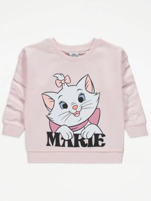 Disney Aristocats Marie Pink Sweatshirt