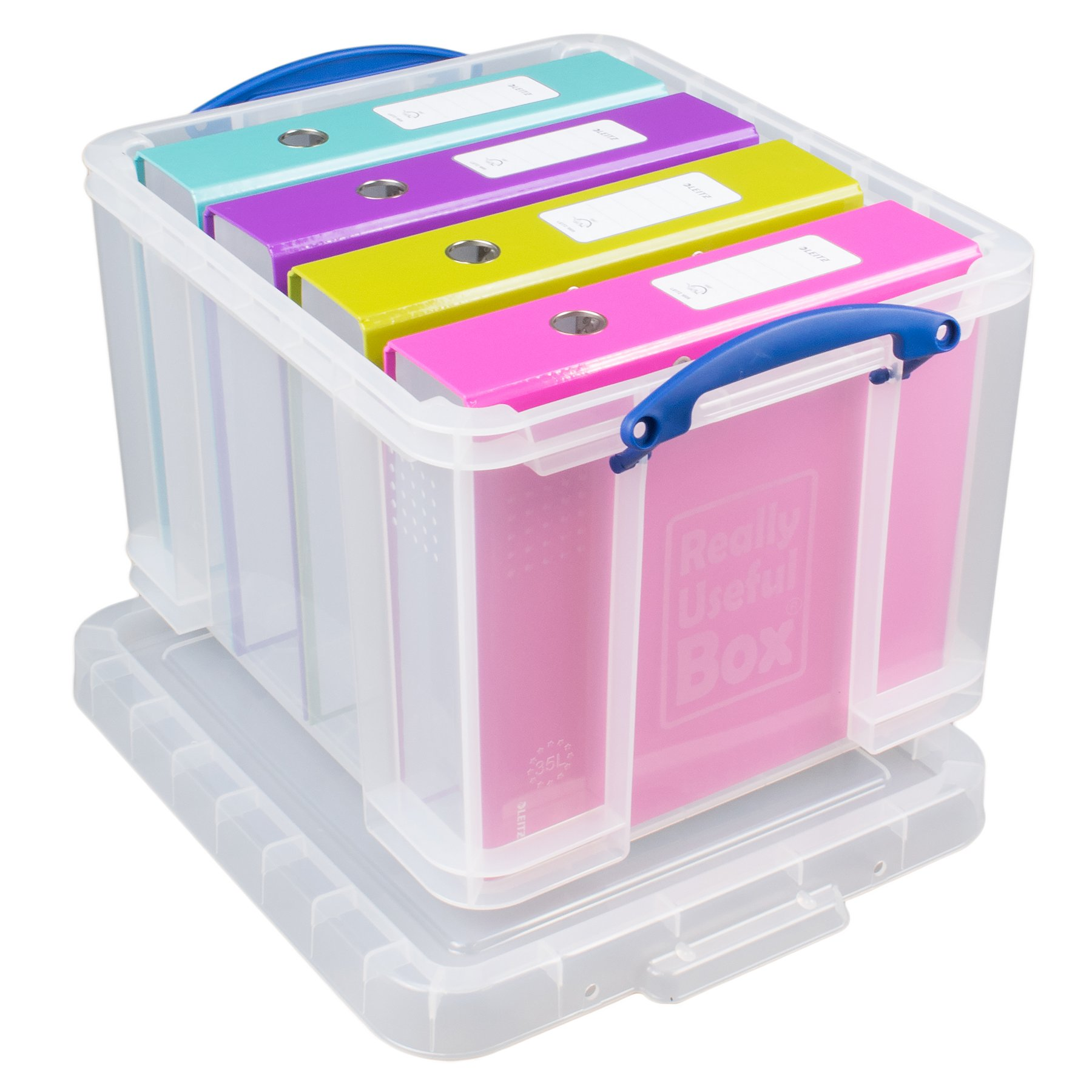 2 x /'REALLY USEFUL STORAGE BOXES/' 50 LITRE NEW