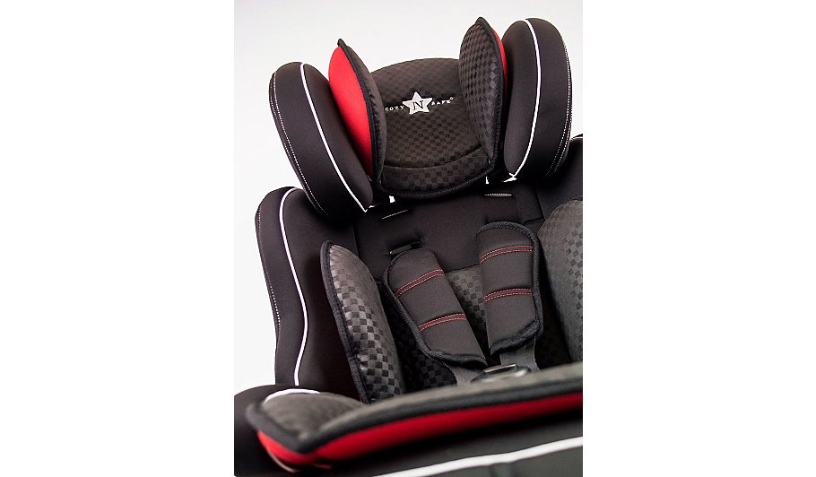 cozy n safe group 1 2 3car seat baby george at asda. Black Bedroom Furniture Sets. Home Design Ideas
