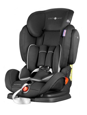 Cozy N Safe Olympus Group 123 Child Car Seat