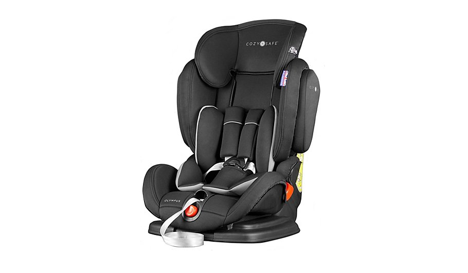 Cozy N Safe Group 1/2/3 Child Car Seat | Baby | George at ASDA
