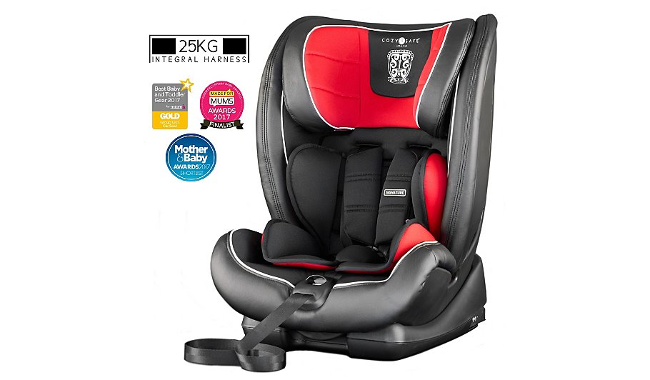 Cozy N Safe Excalibur Group 1/2/3 Child Car Seat | Baby | George