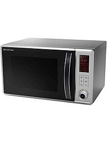 Rus Hobbs Rhm2362s Microwave Oven Silver