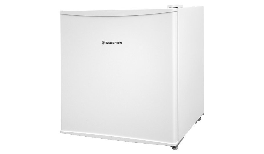 Russell hobbs rhttfz1 white 32l table top freezer home for Table top freezer