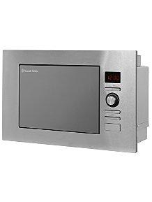 Rus Hobbs Digital Built In Microwave Stainless Steel Rhbm2003