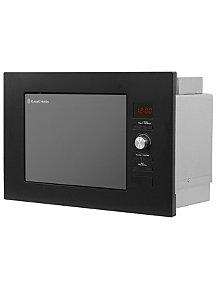 Rus Hobbs Rhbm2003mb Digital Built In Microwave Matte Black