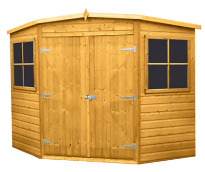 Fairwood Corner Garden Shed   7 X 7ft | Sheds U0026 Buildings | George At ASDA