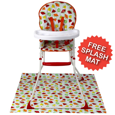 Red Kite Tutti Frutti Highchair