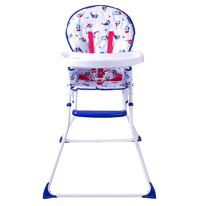 Astounding Red Kite Feed Me Highchair Ships Ahoy Dailytribune Chair Design For Home Dailytribuneorg