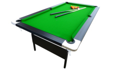 7ft Hustler Foldup Pool Table