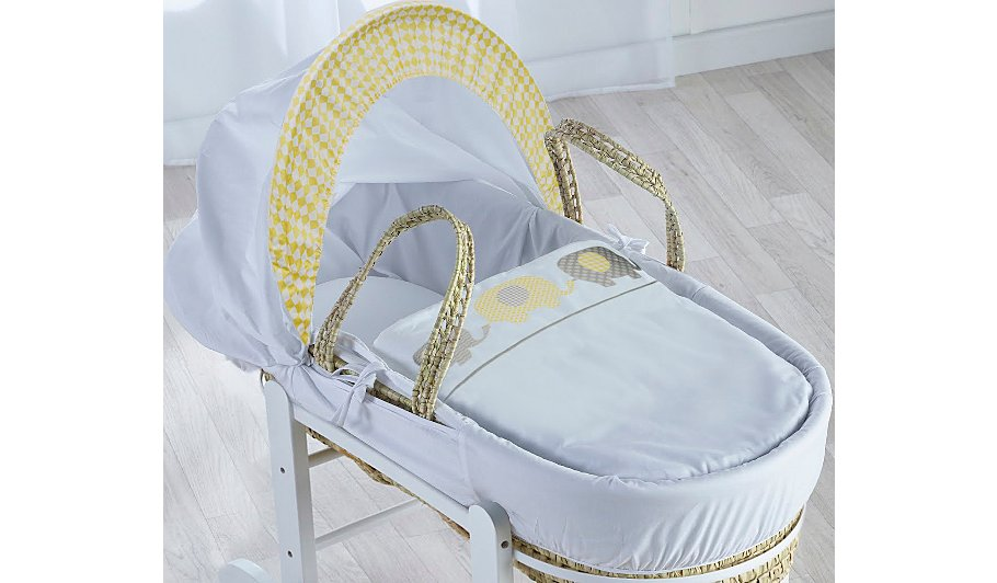 Kinder Valley Elly Trio Moses Basket