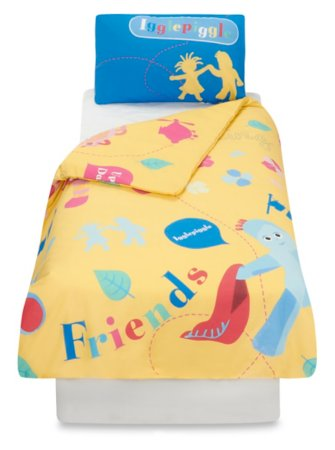 In the Night Garden Toddler Bedding Range