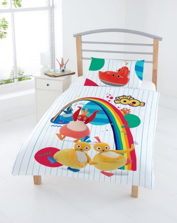 Twirlywoos Toddler Bedding Range