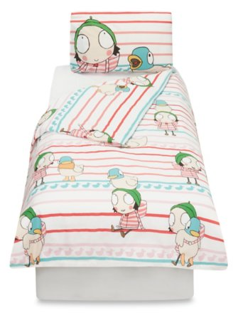 Sarah & Duck Bedding Range