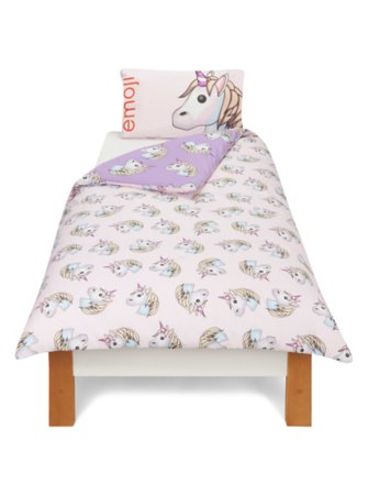 Emoji Unicorn Bedding Range