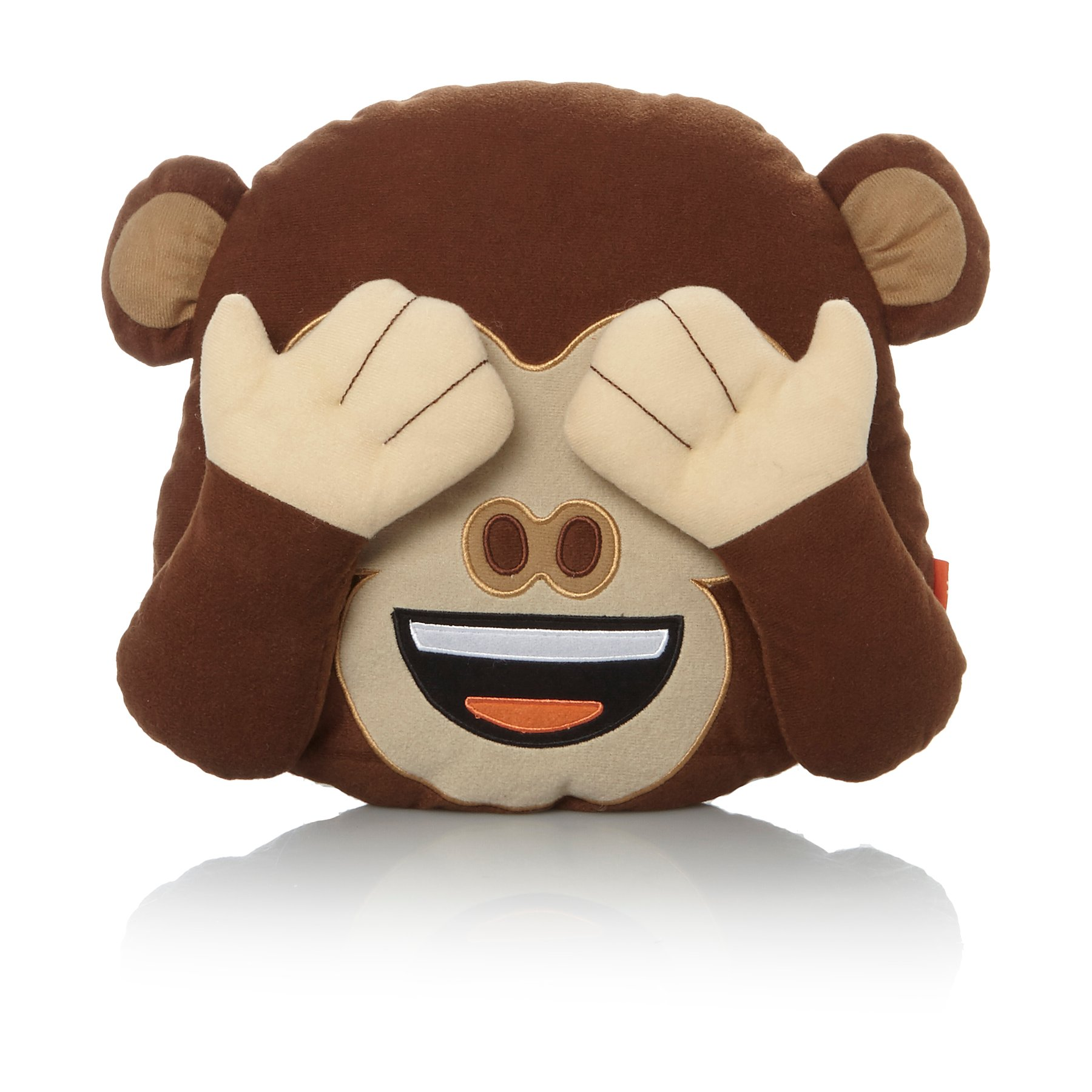 Emoji Monkey Cushion. Reset f43d598c4