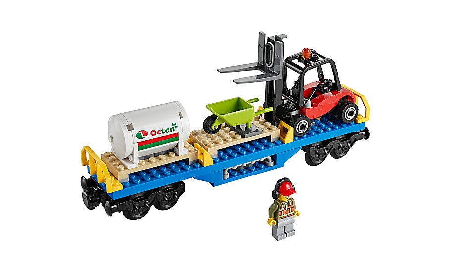 Lego City Cargo Train 60052 Toys Amp Character George