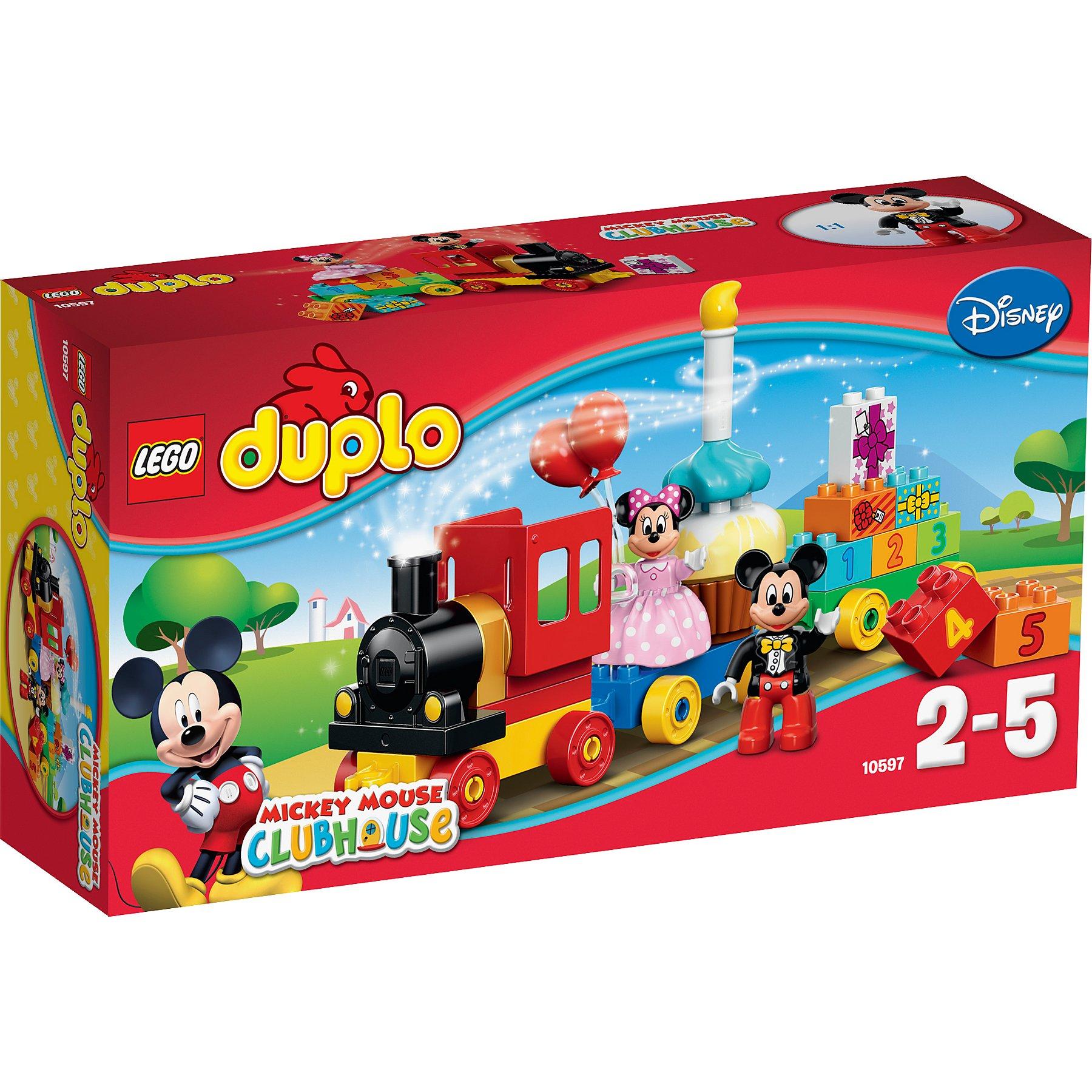 Lego Duplo Mickey Minnie Birthday Parade 10597 Toys