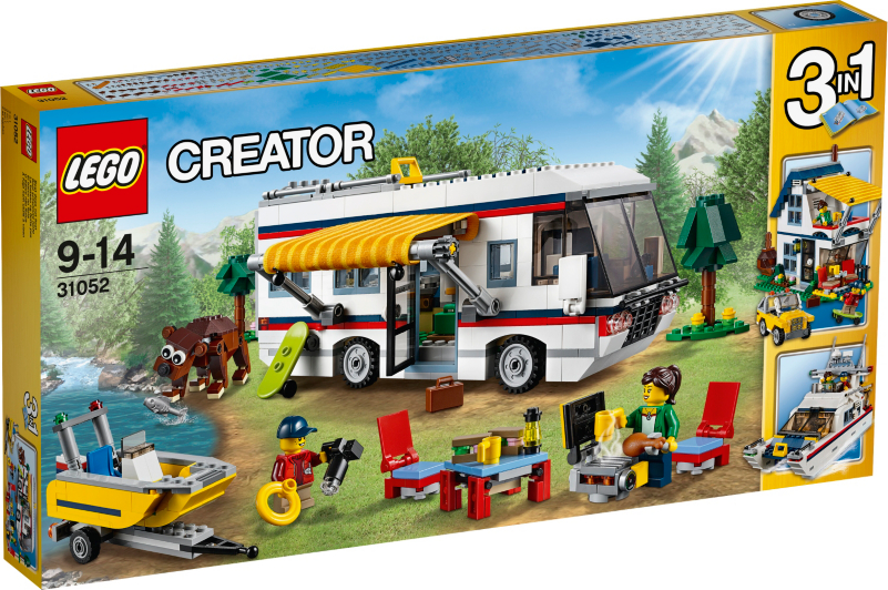 Lego Creator Vacation Getaways 31052 Toys Amp Character George