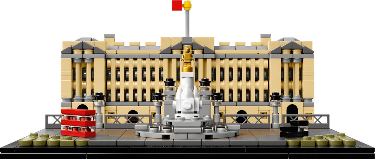 LEGO Architecture - Buckingham Palace - 21029   Kids   George at ASDA