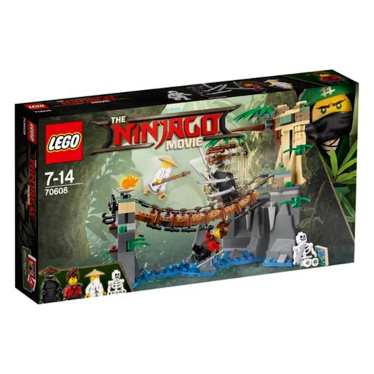 LEGO Ninjago - Master Falls - 70608   Toys & Character   George