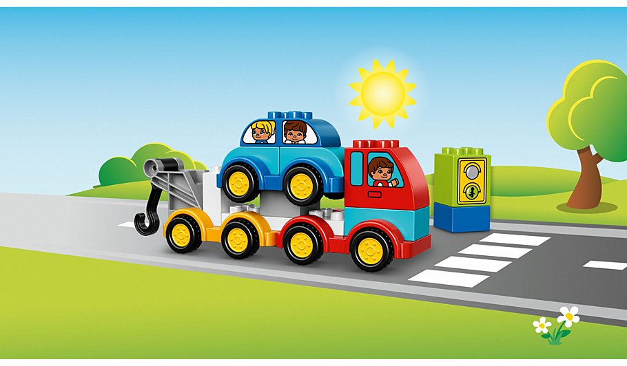 LEGO DUPLO - My First Cars and Trucks - 10816