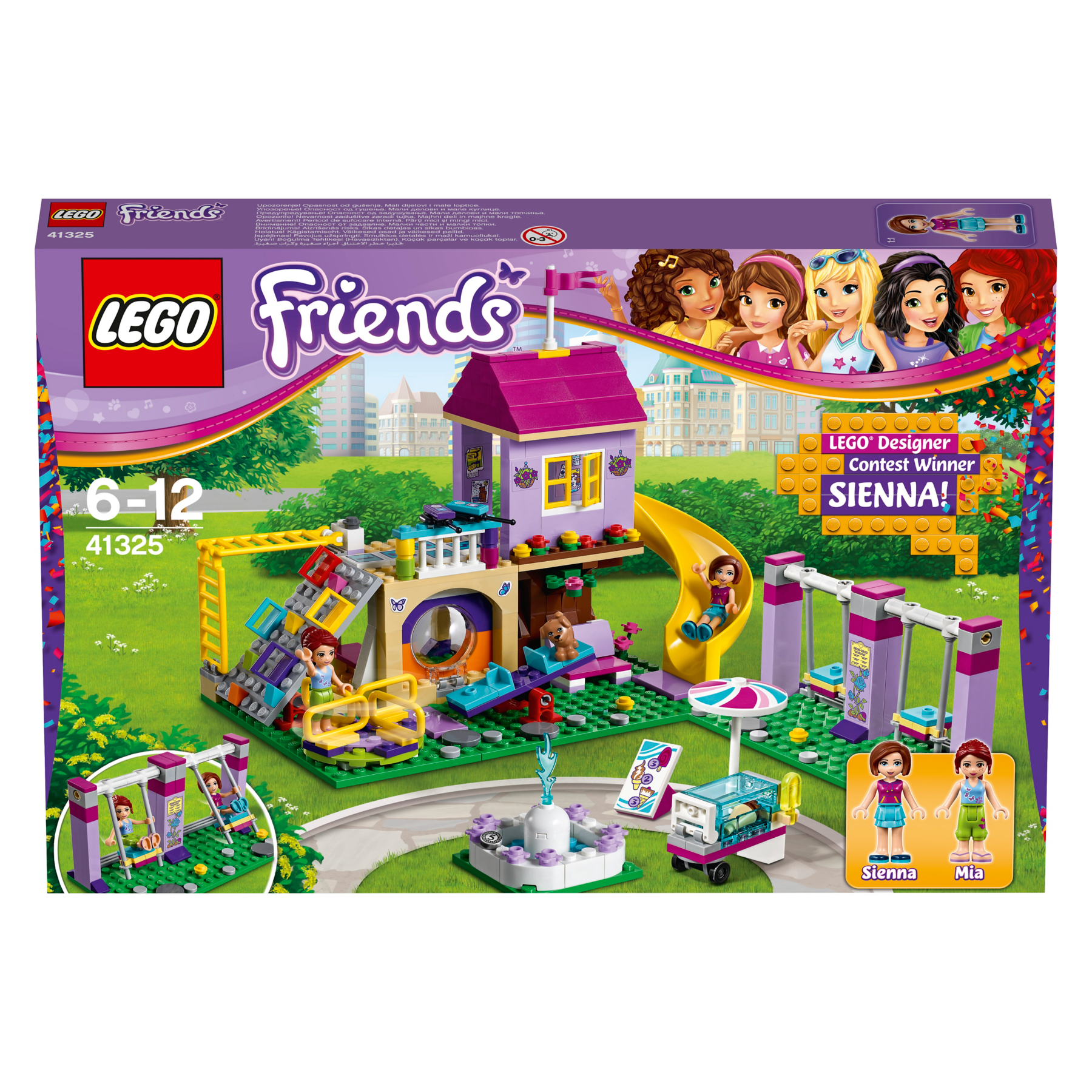 LEGO Friends Heartlake City Playground