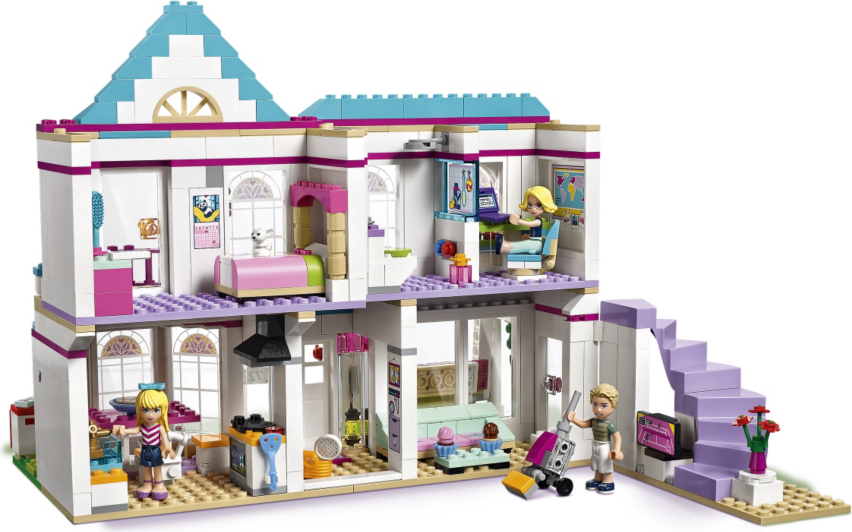 Lego Friends Stephanie S House Set 41314 Kids