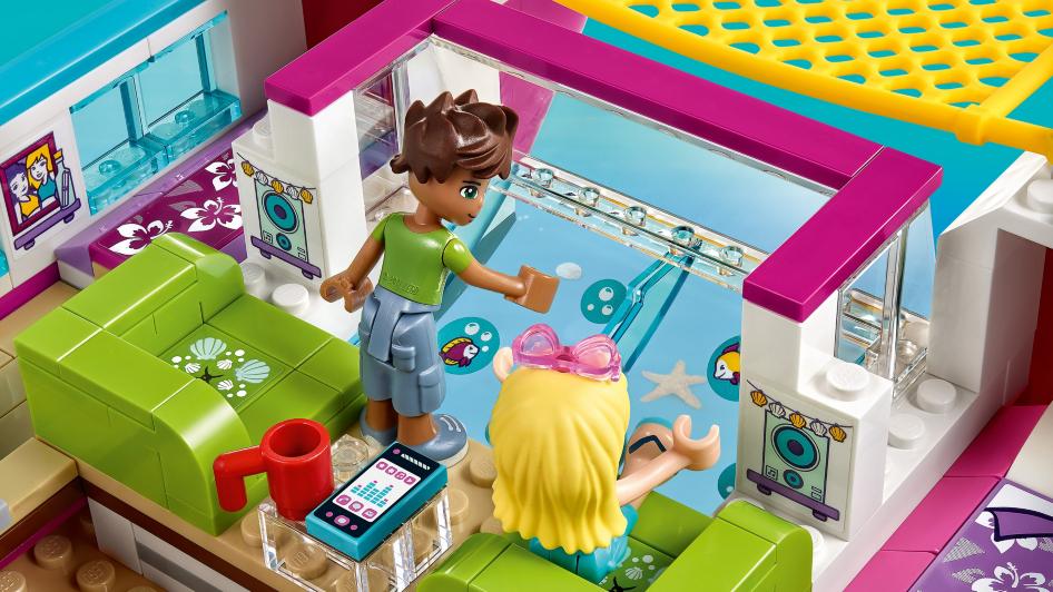 LEGO Friends - Sunshine Catamaran - 41317 | Toys & Character | George