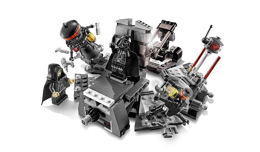 Lego Star Wars Darth Vader Transformation 75183 Toys