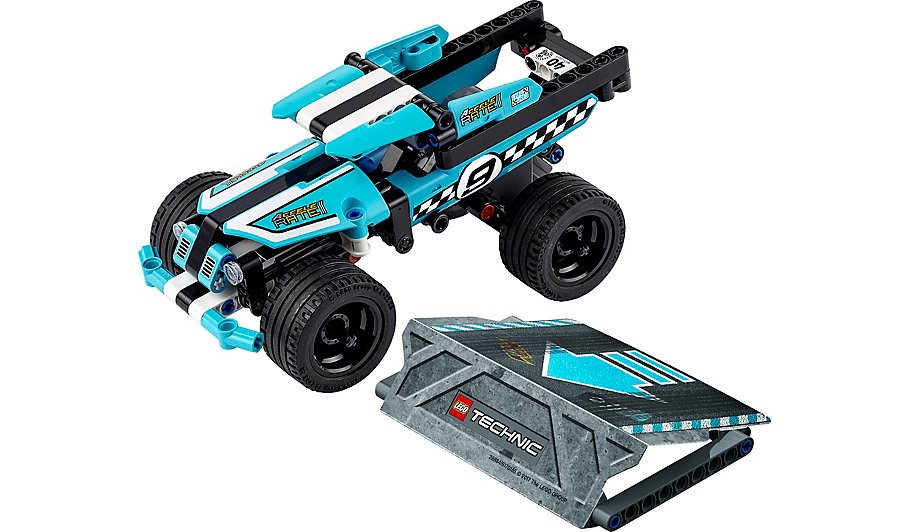 lego technic stunt truck 42059 kids george at asda. Black Bedroom Furniture Sets. Home Design Ideas