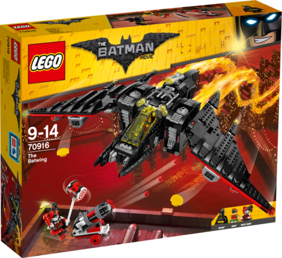 LEGO Batman Movie - The Batwing - 70916 | Toys & Character | George
