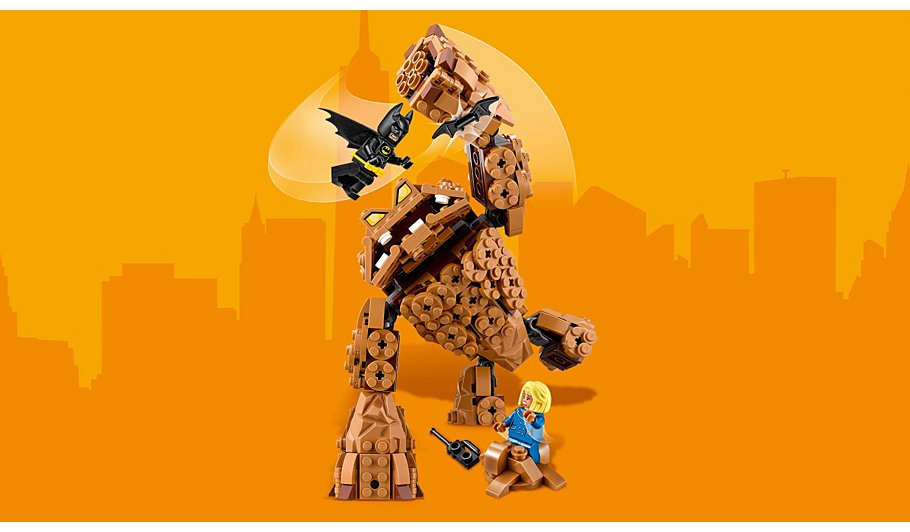 LEGO Batman Movie - Clayface Splat Attack - 70904 | Kids ...