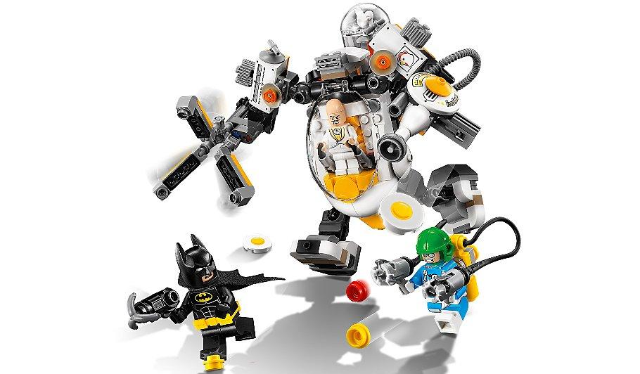 LEGO Batman Movie - Egghead Mech Food Fight - 70920 | Toys ...