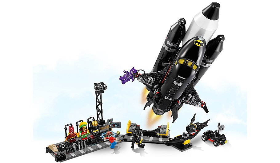 lego batman space shuttle toys r us - photo #16