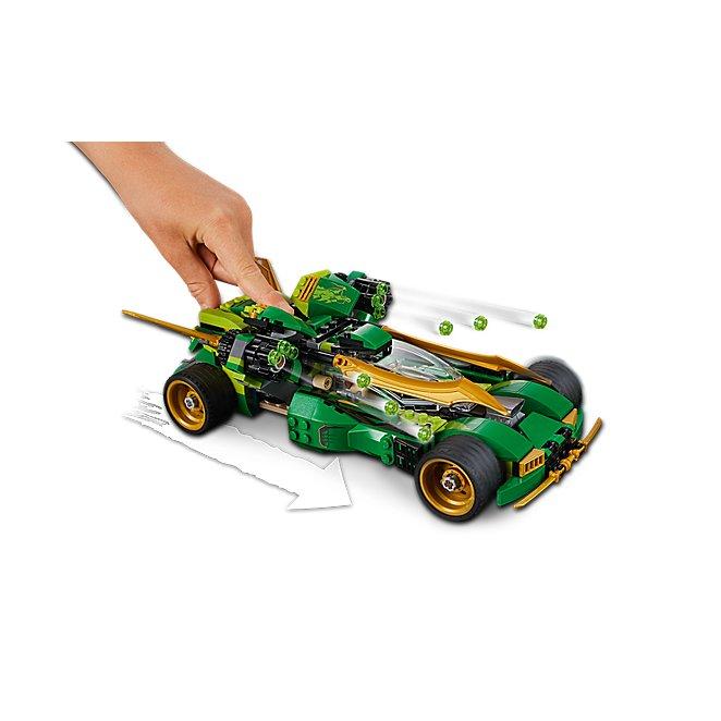 Lego 70641 Ninjago Ninja Nightcrawler Car Toy Toys Character