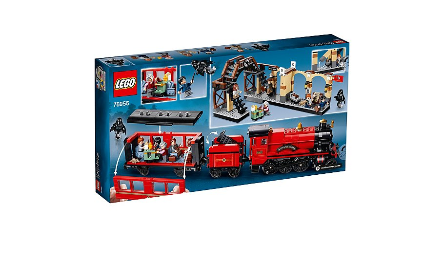 Lego 75955 Harry Potter Hogwarts Express Train Toy Toys