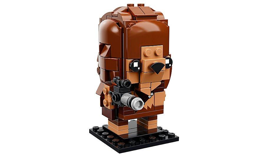LEGO BrickHeadz Star Wars - Chewbacca - 41609 | Toys & Character ...