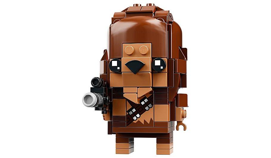LEGO BrickHeadz Star Wars - Chewbacca - 41609   Toys & Character ...