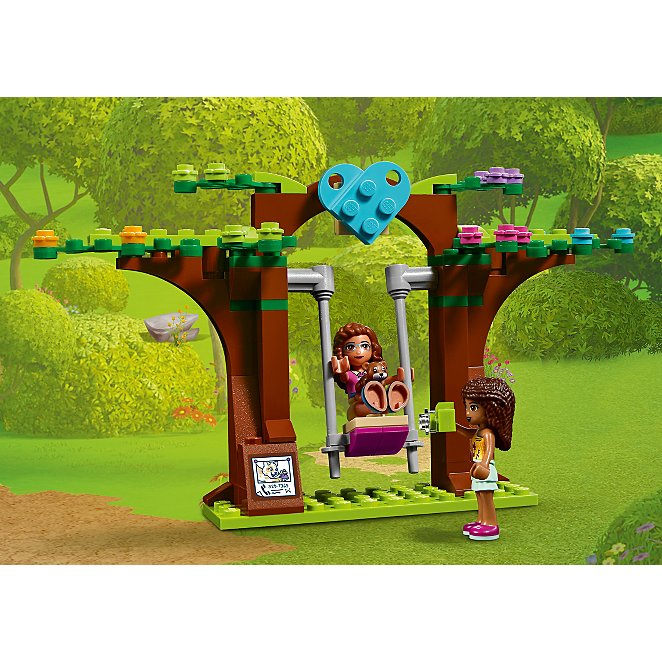 Lego 41340 Friends Heartlake Friendship House Toy Toys Character