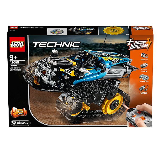 Lego Technic 42095 Remote Controlled Stunt Racer Toys