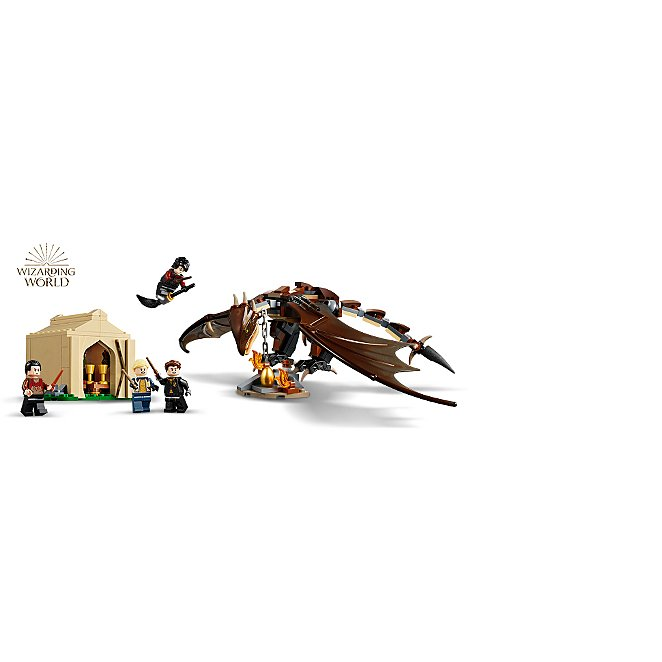 LEGO Harry Potter - 75946 - Hungarian Horntail Triwizard Challenge
