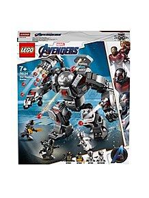 new arrival d7943 8dd6a LEGO Marvel Avengers - 76124 - War Machine Buster